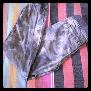 Other - Boy's Camouflage jogger pants